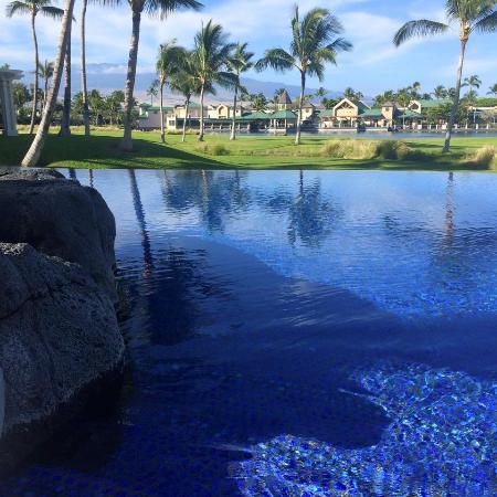 Outrigger Waikoloa Beach Villas: Pool/spa area