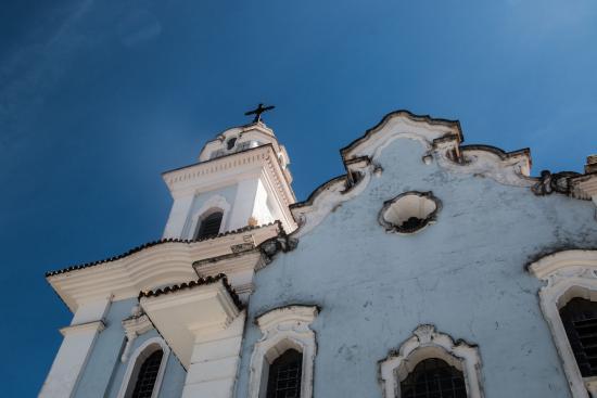 Igreja de Nossa Senhora do Rosario de Sao Benedito