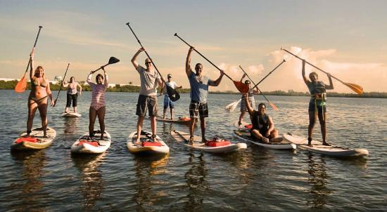 Isla de Singer, FL: Paddle Boardind Tours and Rentals