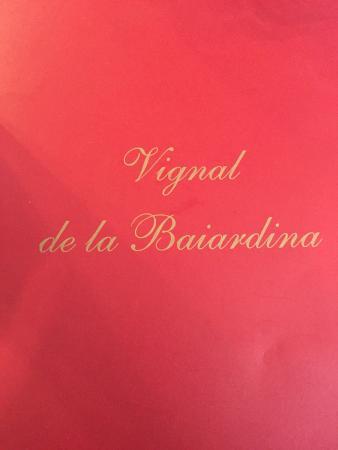 Castel d'Azzano, Italien: Vignal: sempre superlativo !!!...