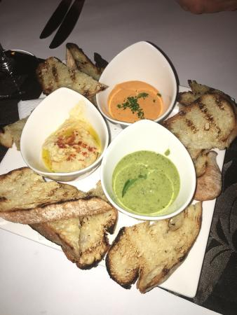 Edge Hill, Avustralya: Trio of Dips