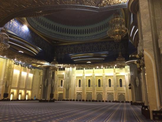Holiday Inn Kuwait Al Thuraya City: Mosche