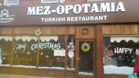 Mez-Opotamia Restaurant