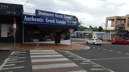Doncaster Greek Tavern