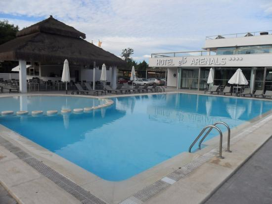 Hotel Els Arenals : Бассейн