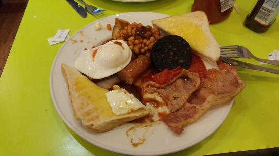 Photo of Cafe Selly Sausage at 539-541 Bristol Road, Birmingham B29 6AU, United Kingdom