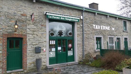 Neufchateau, Βέλγιο: La Ferme Des Sanglochons