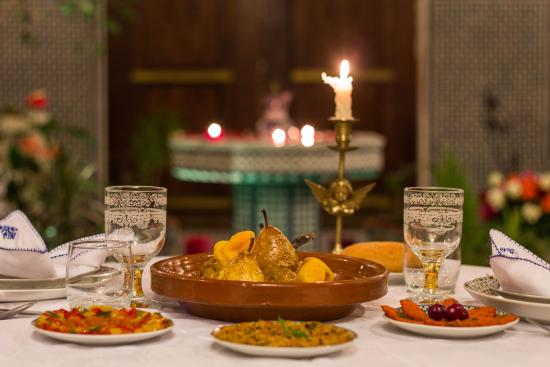 Riad Kettani Restaurant