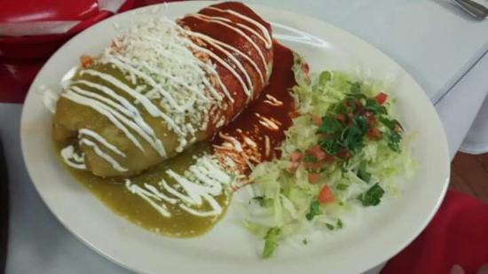 Point Pleasant, NJ: Mexican food.