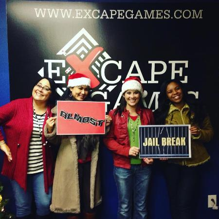 Excape Games Clarksville LLC