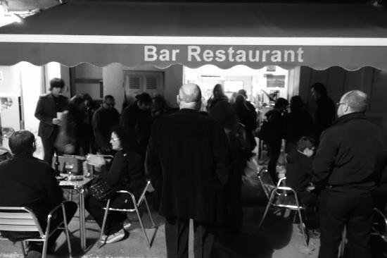 Gualba de Dalt, Spanien: Vista exterior del restaurant