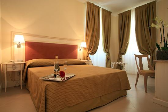 Hotel dei Macchiaioli: Camera matrimoniale