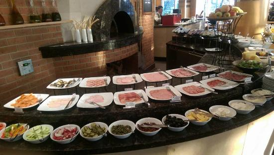 Image result for regent warsaw hotel breakfast