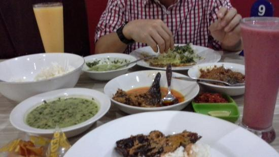 rumah makan sibual buali jakarta tebet restaurant reviews rh tripadvisor com
