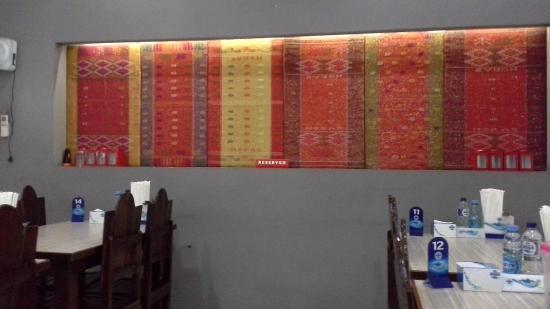 sign board resto dari arah jl abdullah safei picture of