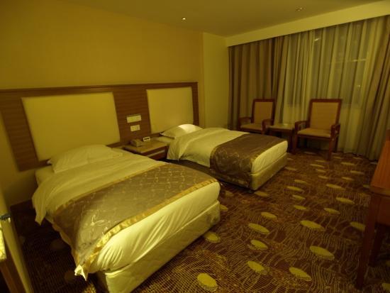 Camellia Hotel : Ma première chambre à Dali