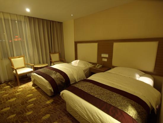 Camellia Hotel : Ma chambre lors de mon second séjour