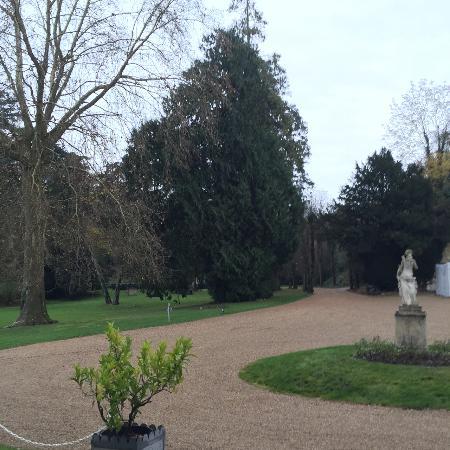Noizay, Francia: Entrance Park