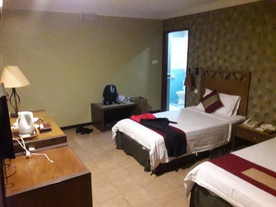 Tawau, Malasia: Superior Room