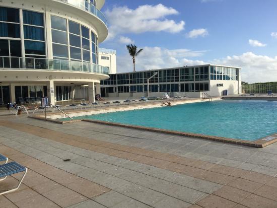 Vista Aerea Del Hotel Picture Of New Point Miami Beach Apartments
