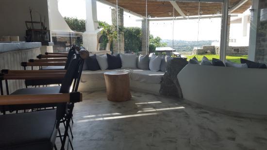 Naxian Collection: Bar area