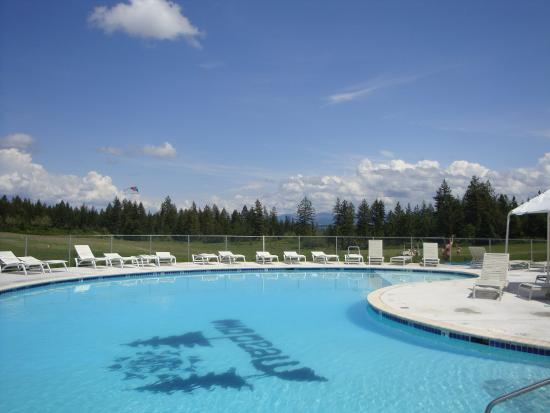 Worley, ID: outdoor pool