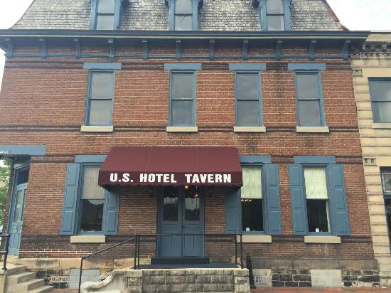 Us Hotel Restaurant In Hollidaysburg Pa