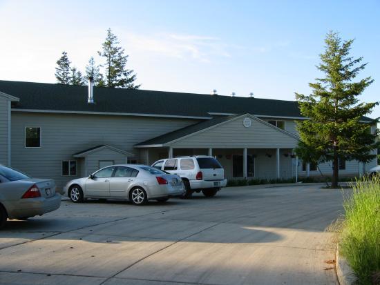 Worley, Idaho: Lodge