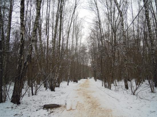 Landscape Reserve Tyoply Stan