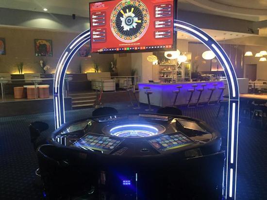 Casino Roulette Electronique