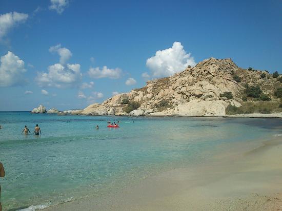 Mikri Vigla, Grecia: Παραλία Μικρή Βίγλα