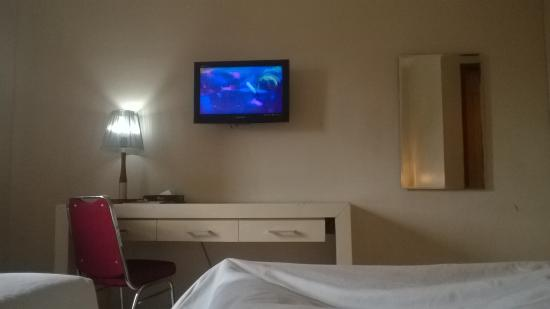 The Aliga Hotel: fasilitas kamar