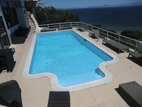 Gordon's Bay, Sør-Afrika: Pool