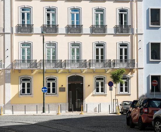 Vintage Lisboa Hotel Tripadvisor