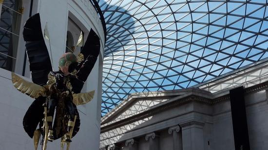 Foyer Museum London : British museum foyer picture of london tripadvisor