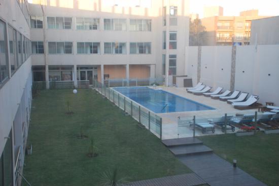 Pileta climatizada san bernardomallak apart hotel for Appart hotel 93