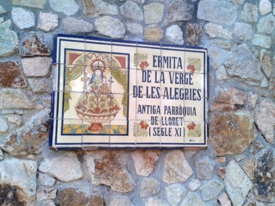 Ermita de Les Alegries