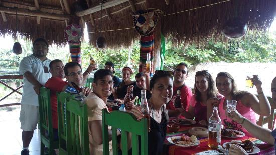 "Hotel Sac-Be : Nuestro restaurante ""Chile Picante"""