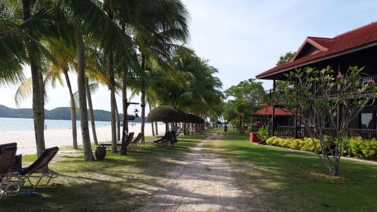 Thb Meritus Pelangi Beach Resort And Spa Langkawi Hotel In Pantai Cenang