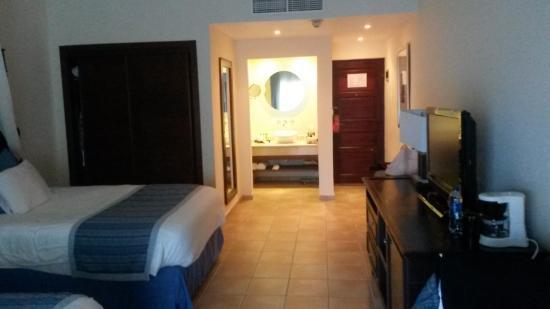 Dreams Palm Beach Punta Cana The Standard Room