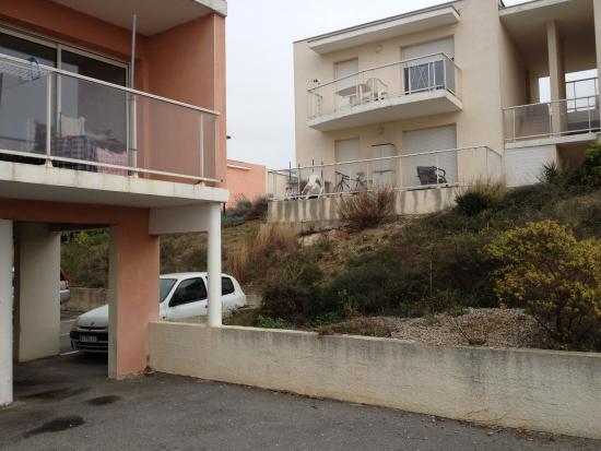 Saint-Georges-d'Orques, Francja: Vue terrace