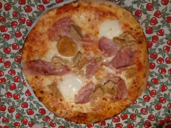 Lo Sfizio : Pizza Ingegnere: delicata