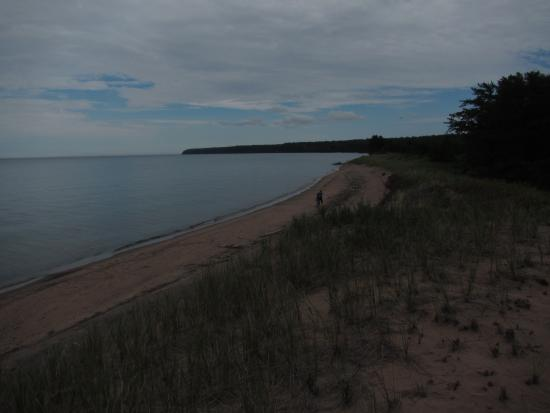 Apostle Islands : expansive beaches