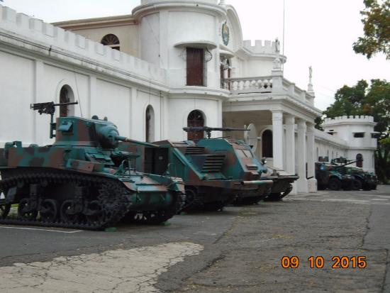 ‪Military Museum El Zapote Barracks‬