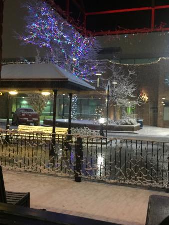 Grand Junction, CO: La ville sous la neige