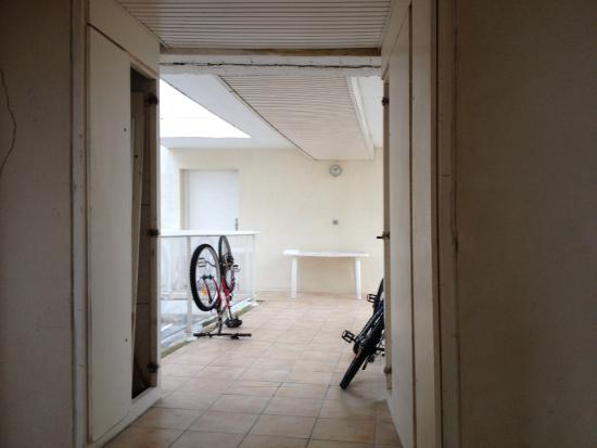Saint-Georges-d'Orques, Frankrike: Entrée appartement