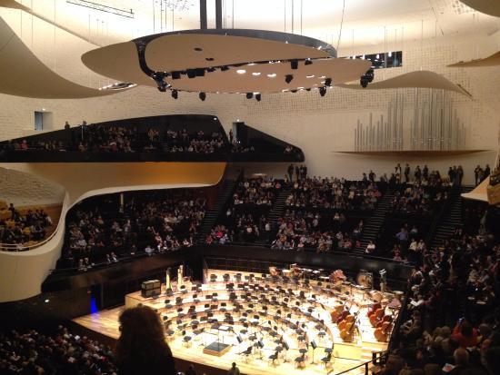 Παρίσι, Γαλλία: Salle principale
