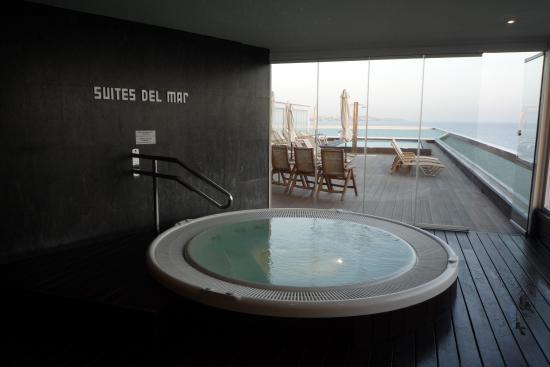 Dusche Am Fenster : Dusche direkt am Fenster zum Meer - Picture of ...
