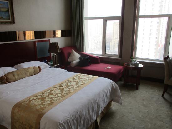 Gaomi, China: 部屋内