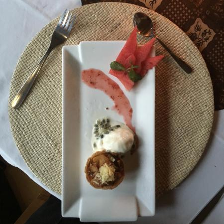 Nandini Jungle Resort & Spa Ubud: dessert